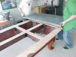 Pool table moves in Glens Falls New York
