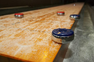 Shuffleboard Movers in Glen Falls SOLO®